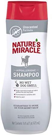 Nature's Miracle Supreme Odor Control Hypoallergenic Shampoo & Conditioner