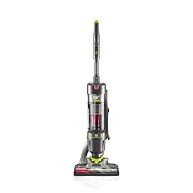 HOOVER Vacuum Cleaner Air Steerable WindTunnel Bagless Lightweight Corded Upright UH72400