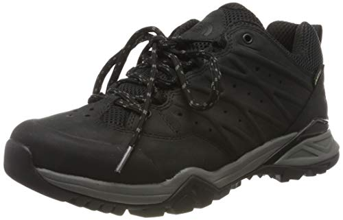 The North Face Damen W Hh Hike Ii Gtx Trekking- & Wanderhalbschuhe, Schwarz (Tnf Black/Tnf Black Kx7), 40 EU