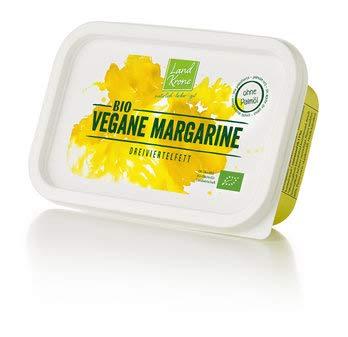 Landkrone Bio Bio Vegane Margarine - Dreiviertelfettmargarine (6 x 250 gr)