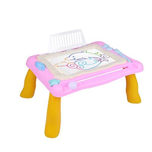 BascarMagnetschreibens Malerei Zeichnungs Graffiti Brett Tabelle für Kindervorschulbrett Pädagogisch und Einfallsreich Ungiftiger Kunststoff. (A)