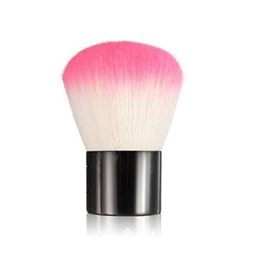 EUROstil Unisex Pelo SINTETICO BROCHA DE MAQUILLAHE 1UN Synthetisches Haar Make-up Brosche 1 Stück, Schwarz, Único