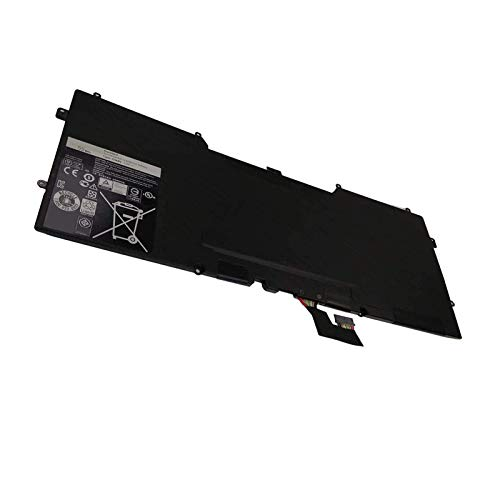 Zgszmall C4K9V Laptop Battery Replacement for Dell XPS 12 9Q23 9Q33 12-L221X 12D-1708, XPS 13 9333 13-L321X 13-L322X L321X L322X 7.4V 55Wh