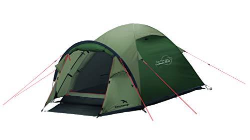 Easy Camp Quasar 200, Tenda. Unisex-Adulto, Verde, 140 x 270 cm