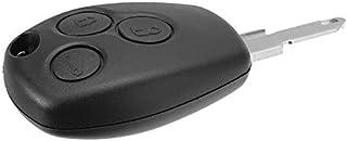 Key Case 3 Buttons Car Remote Key 433MHz for Renault Megane Modus Clio Kangoo Logan Sandero