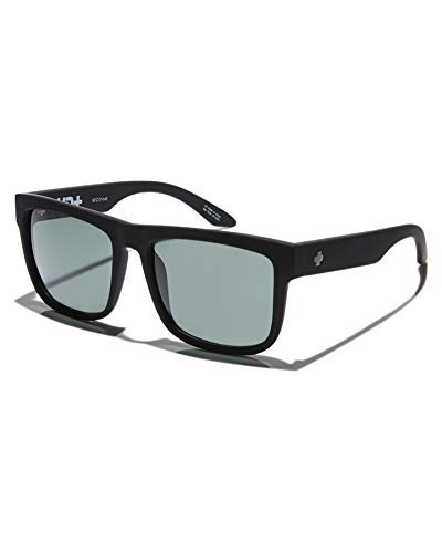 Spy Herren Sonnenbrille Montana Black: : Bekleidung