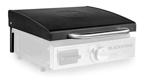 Blackstone 5010 Signature Zubehör-17 Grillhaube, schwarz, Frontfett nur Modelle