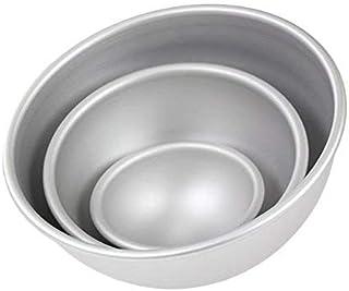 1 Silikomart Backform Halbkugel Kuppel: : Küche