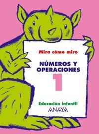 Números y operaciones 1. - 9788466744980