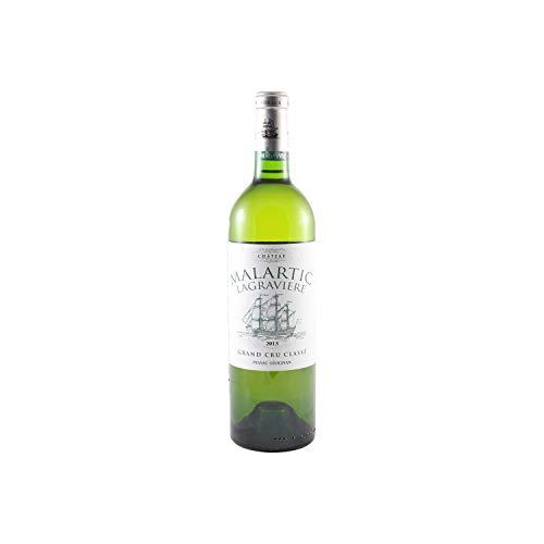 Château Malartic-Lagravière Weißwein 2013 - g.U. Pessac-Léognan - Bordeaux Frankreich - Rebsorte Sauvignon Blanc, Sémillon - 75cl