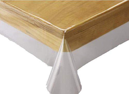 川島織物セルコン 透明ビニルクロス テーブルクロス 130×170cm JJ1029