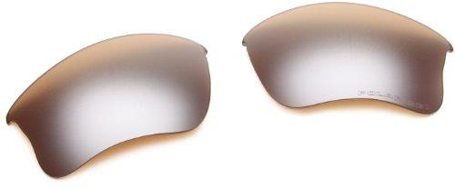 Oakley Flak XLJ Jacker Repl Polarized Lens,Multi Frame/Tungsten Lens,One Size