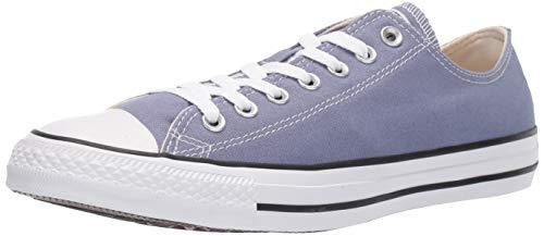 Converse Women's Chuck Taylor All Star Seasonal Color Sneaker, Stellar Indigo, 7 W US