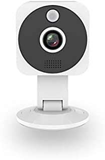 NexHT Security Camera 1080P Full HD Wireless IP Surveillance System with Zoom, Night Vision, Two-Way Audio, Motion Detection, iOS, Android App-Cloud Service Available (86314A)