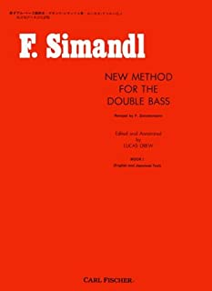 Best simandl new method for double bass Reviews