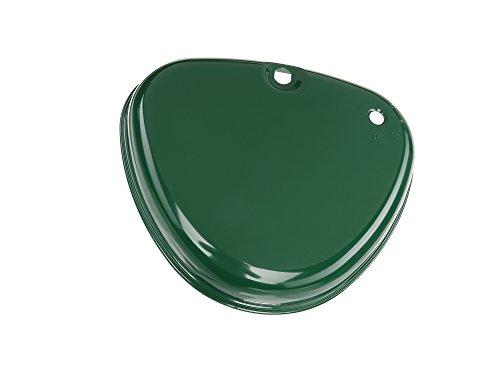 FEZ Seitendeckel links, grün - für Simson S50, S51, S70