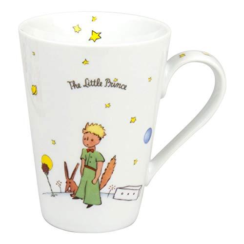Könitz Der Kleine Prinz Secret 11 1 032 1362 - Taza de café (Porcelana, 420 ml), diseño de El Principito Pequeño