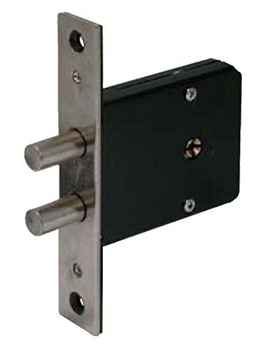 Cerradura de enhebrar con cilindro de alfiler 1400 K - 70 mm