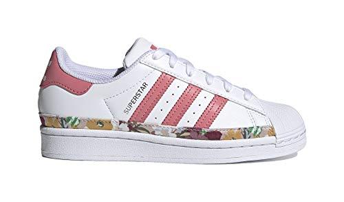 adidas Superstar J, Zapatillas Deportivas, FTWR White FTWR White Supplier Colour, 36 EU