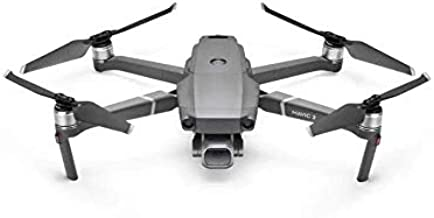 DJI Mavic 2 Pro - Drone Quadcopter UAV with Smart Controller Hasselblad Camera 3-Axis Gimbal HDR 4K Video Adjustable Aperture 20MP 1