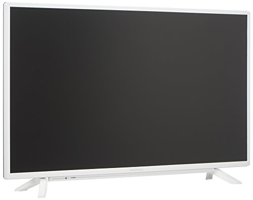 Grundig 40 GFW 6820 102 cm (40 Zoll) LED-Backlight-TV (Full-HD, 1920 x 1080 Pixel, 800 Hz PPR, Triple Tuner (DVB-T2 HD/C/S2), Smart TV), Weiß