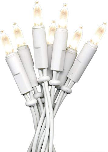 LED Mini-Lichterkette 20\'er warmweiss P-LED 421-11