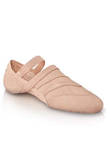 Capezio Damen FF01Freeform Ballettschuh, Pink - Hellrosa - Größe: 38 EU