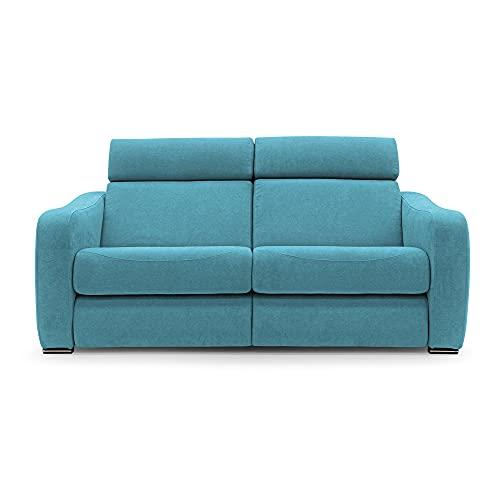 Modelo Gummy Sofá reclinable de 2 o 3 plazas con Mecanismo Relax eléctrico