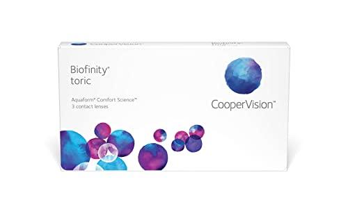 Cooper Vision -  Biofinity Toric,