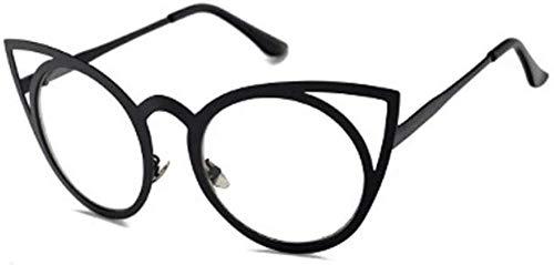NIUASH Gafas de Sol polarizadas Vintage Sunglass Mujeres Hombres Moda Big Frame Squar Gafas de Sol Gafas de Sol Gafas de Sol clásicas-Negro