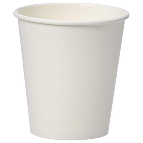 AmazonBasics Compostable 10 oz. Hot Paper Cup, Pack of 1,000