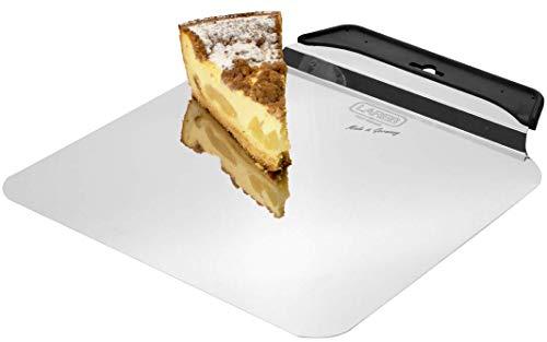 Soporte para utensilios de cocina espátula para tarta de novios para tarta disco pizzero con mango