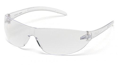 (12 coppia) Pyramex S3210S Alair occhiali di sicurezza trasparente con lenti trasparenti