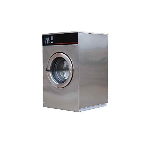 20KG Clothes Washer,Speed Queen Commercial Laundry Equipment,Automatic Detergent Dispenser Washing Machine