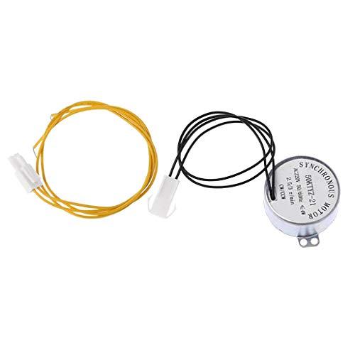 FLAMEER 220V Eierwender Motor Reparatur Ersatzteil für Inkubator Brutmaschine Brutgerät Brutkasten