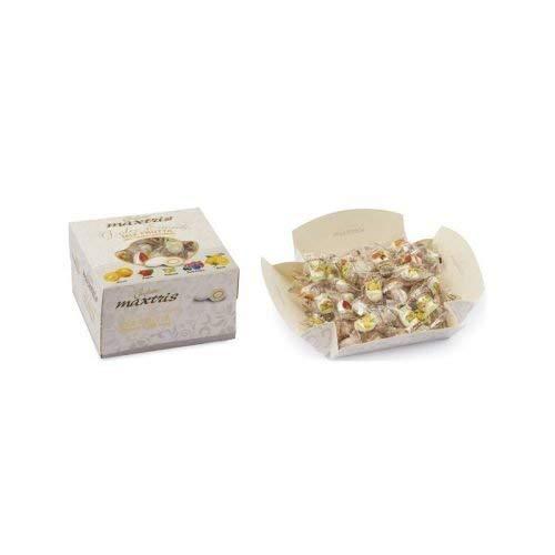 Maxtris Confetti Dolce Evento Frutta Bianco