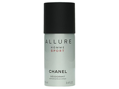 Chanel Allure Homme Sport Deo Vapo 100 Ml 1 Unidad 100 ml