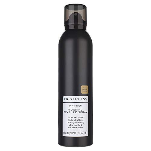 Kristin Ess Dry Finish Working Texture Spray, 6.9 Oz