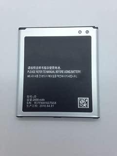 Battery Replacement for Samsung G530 Galaxy J3 2018 Express Prime 3 J3 Achieve J3 Star AMP Prime 3 J337 J337A J337T J337V J337P US Cellular ATT Boost Cricket Sprint TMOBILE VERIZON 2600 MAH