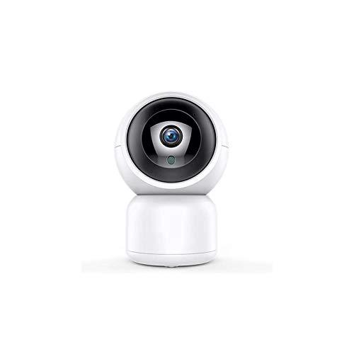 YX Cámara WiFi Inalámbrica Visión Nocturna De Alta Definición Visión Nocturna Remota De 360 Grados Panorámica Home Monitor De Red