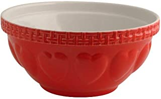 Mason Cash Chip Resistant Earthenware S12 Red Mixing Bowl, Ceramic, 29 x 29 x 14 cm