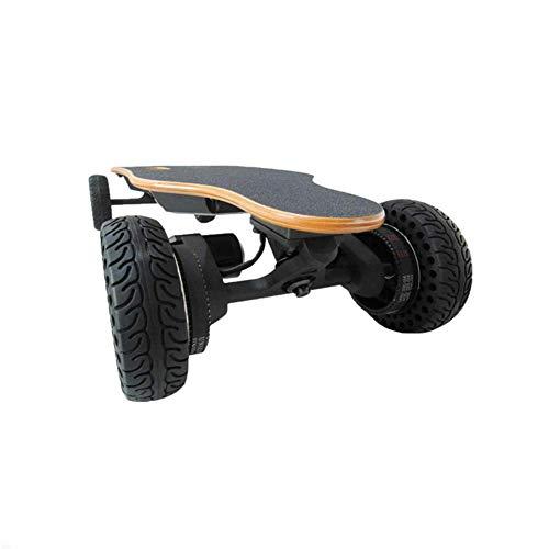 WXDP Patineta Cruiser Pro,Scooter, monopatín eléctrico de Cuatro Ruedas, Control Remoto inalámbrico...