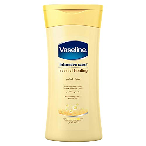 Vaseline Body Lotion Essential Healing, 200ml