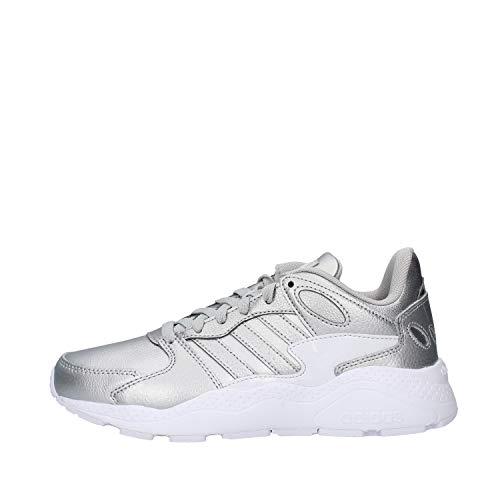adidas Damen Chaos Sneaker Silber 41 1/3