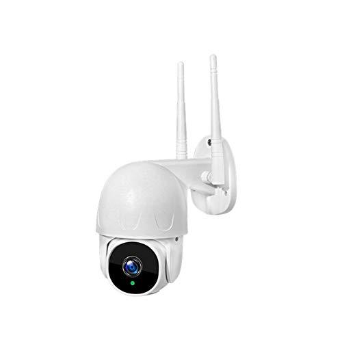 Camera met, wifi 1080P kleine IP66 waterdichte HD nachtzicht bidirectionele spraakbewegingsdetectie slim alarm, geschikt voor thuiskantoor winkelcentra en andere gelegenheden,1080P