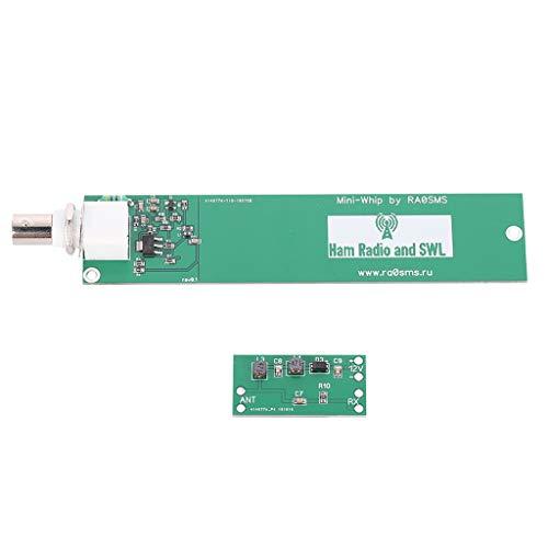 Balain Tools, elektronische Komponenten Mini-Whip HF VLF aktive RX-Antenne, 10 kHz bis 30 MHz (vollständig montierte Leiterplatte)