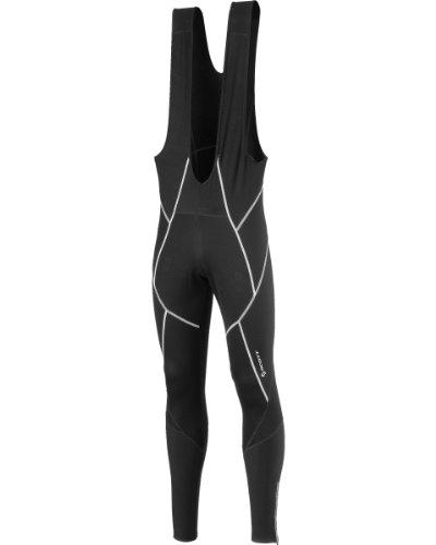 Scott 218481 - Culote de ciclismo, color negro, talla L