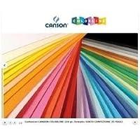 Canson 200041147 グラフィックペーパー レッド