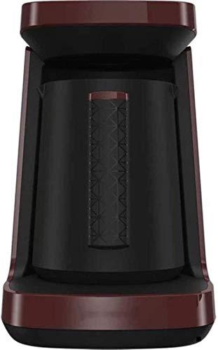 MISLD 500W automática cafetera eléctrica de Calor Recuerdos de Alimentos de Cocina Estado café Turco (Color, marrón),marrón