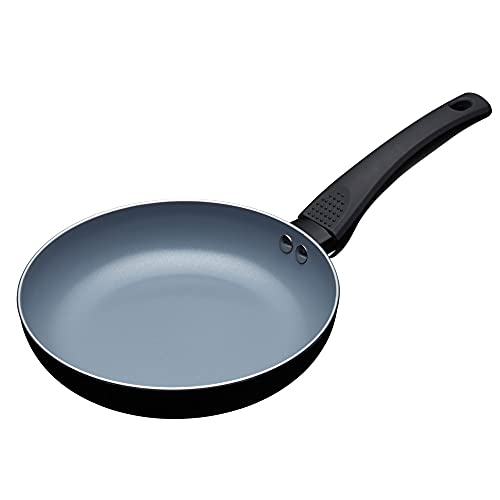 MasterClass MCFPCER20 Eco Induction Frying Pan with Healthier Ceramic Chemical Free Non Stick,...